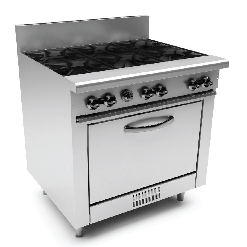 Cooking Range Brandon X Oriental Engineering Co Ltd